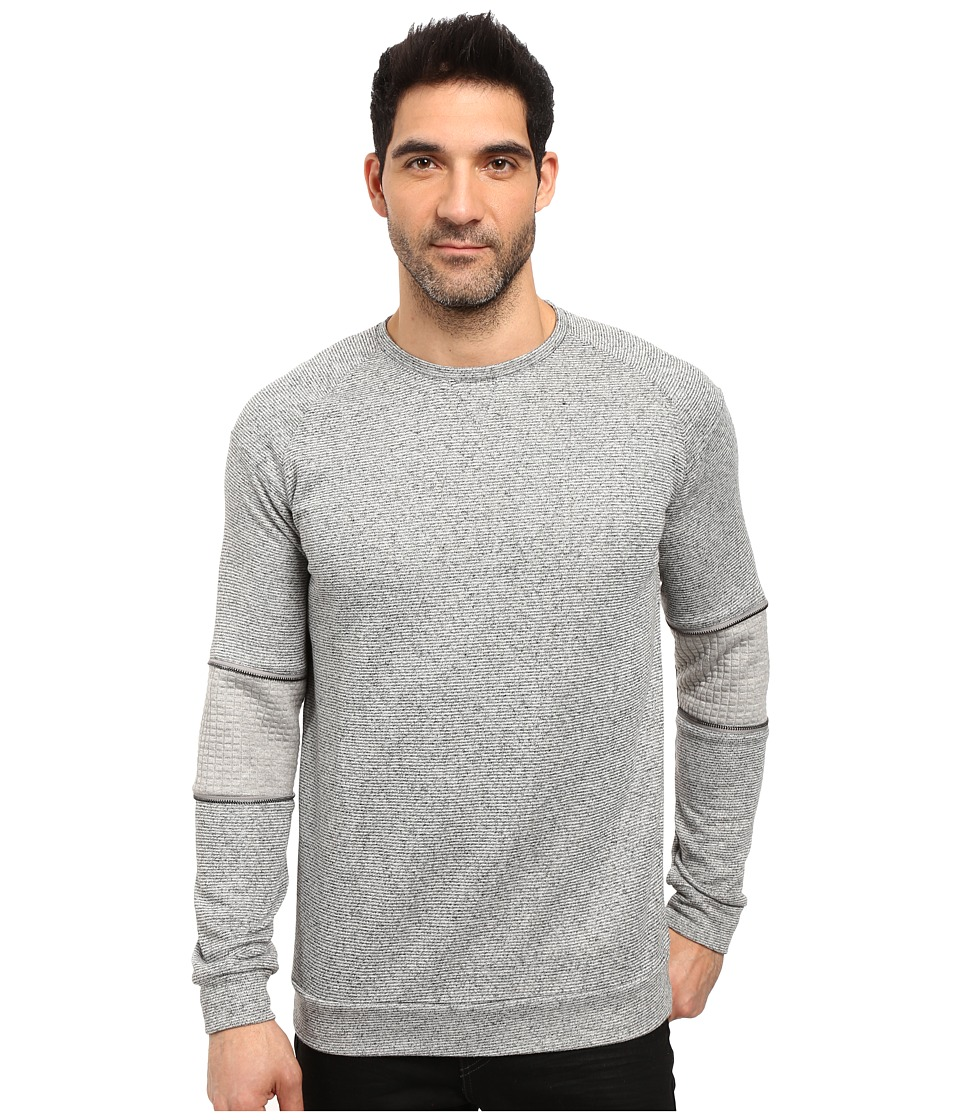nANA jUDY - The Southern (Stripe/Grey) Men's Sweater