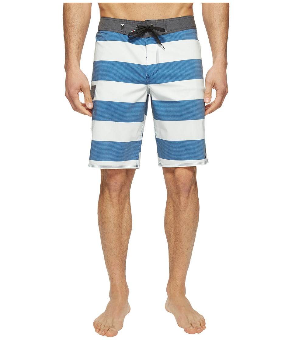 Quiksilver - Everyday Brigg Vee 20 Boardshorts (Estate Blue) Men's Swimwear