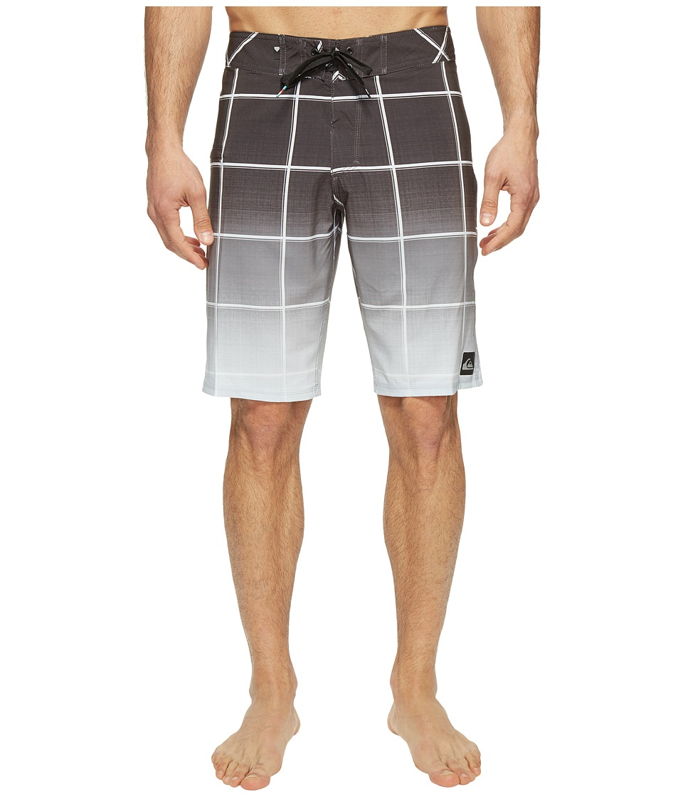 Quiksilver - Everyday Electric Stretch Vee 21 Boardshorts (Tarmac) Men's Swimwear