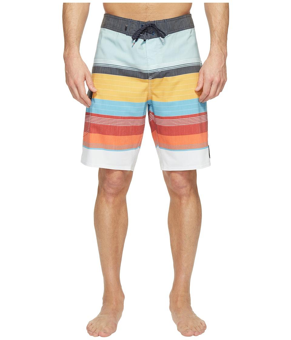 Quiksilver - Swell Vision Vee 20 Boardshorts (Chili Pepper) Men's Swimwear