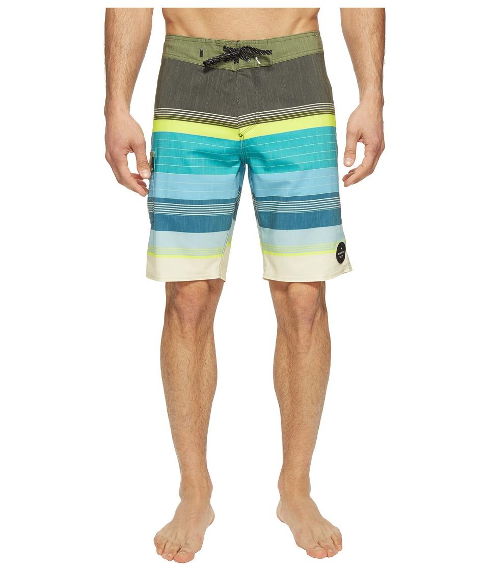 Quiksilver - Swell Vision Vee 20 Boardshorts (Viridian Green) Men's Swimwear