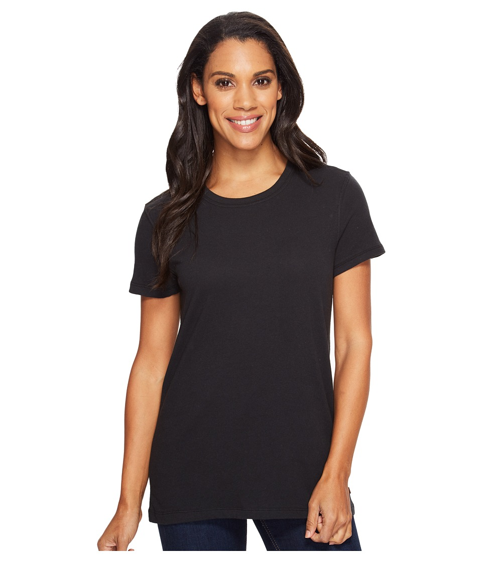 Carhartt - Lockhart Short Sleeve Crewneck T-Shirt (Black) Women's T Shirt