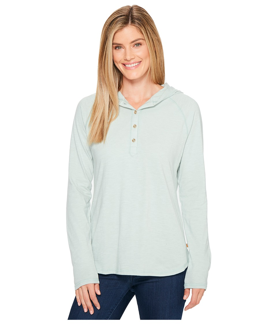 Carhartt - Coleharbor Hoodie (Mist) Women's Sweatshirt