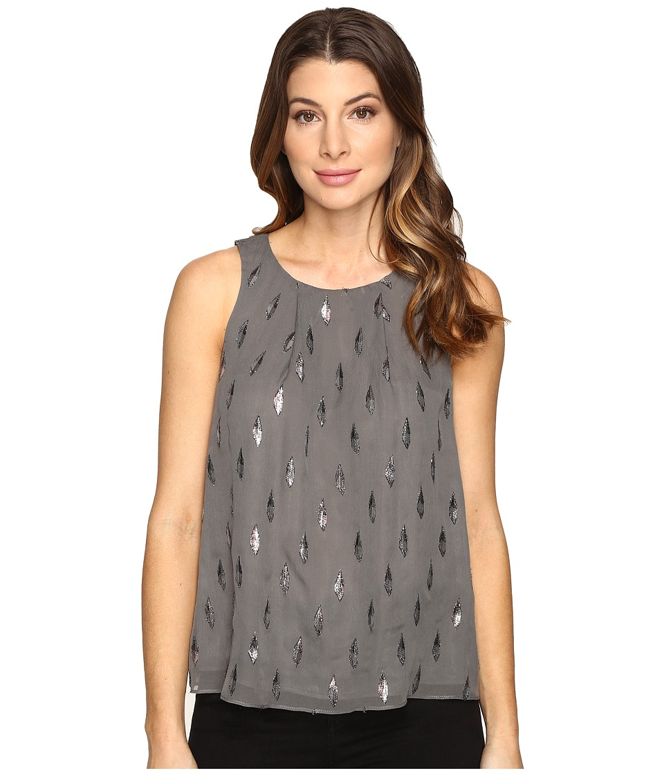 Joie - Kastra Top A393-T3065B (Granite) Women's Clothing