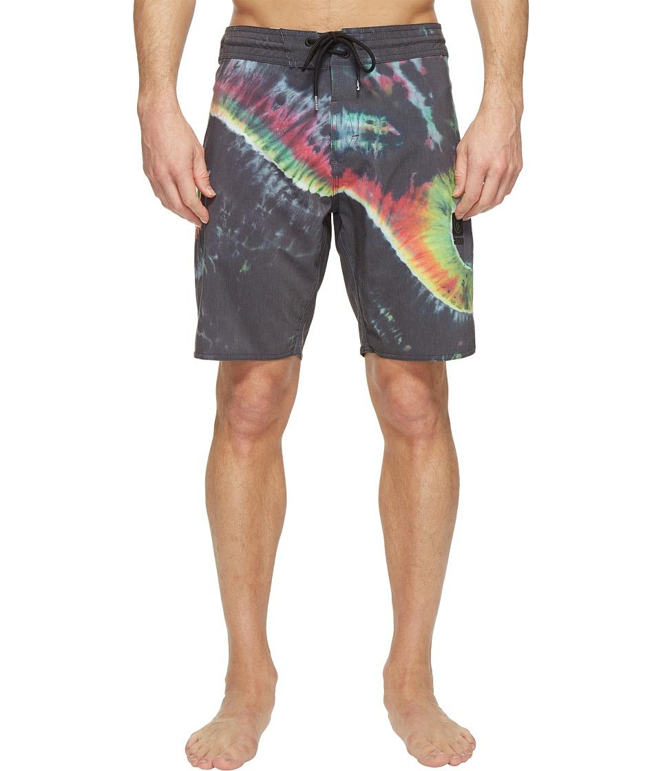 Volcom - Yin Yang Slinger 19 Boardshorts (Multi) Men's Swimwear