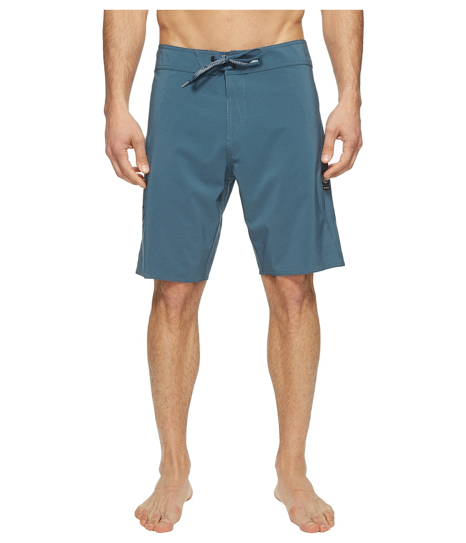 Volcom - Lido Solid Mod 20 Boardshorts (Air Force Blue) Men's Swimwear