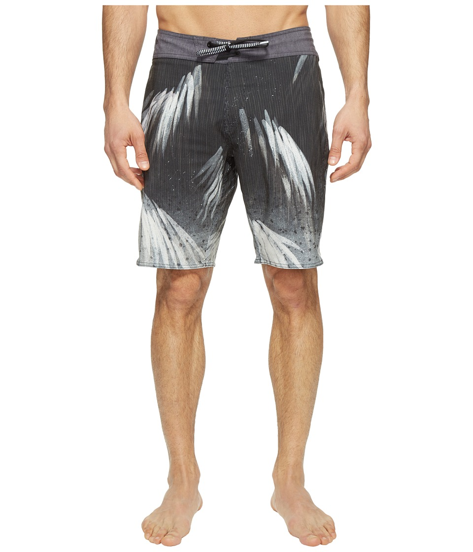 Volcom - Bamboozle Mod 20 Boardshorts (Black) Men's Swimwear