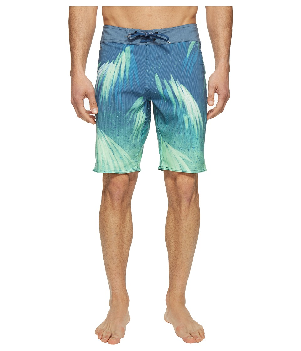 Volcom - Bamboozle Mod 20 Boardshorts (Smokey Blue) Men's Swimwear