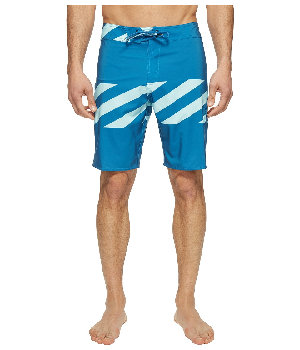 Volcom - Macaw Mod 20 Boardshorts (Deep Water) Men's Swimwear