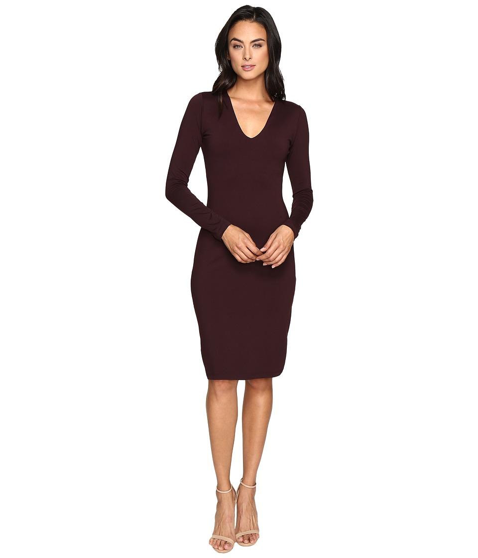 Susana Monaco Shanina Dress (Chianti) Women