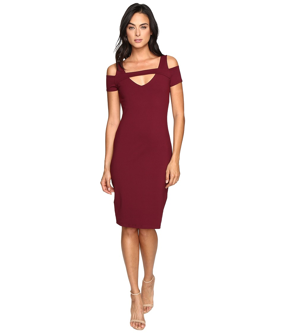 Susana Monaco - Ginnie Dress (Port) Women's Dress