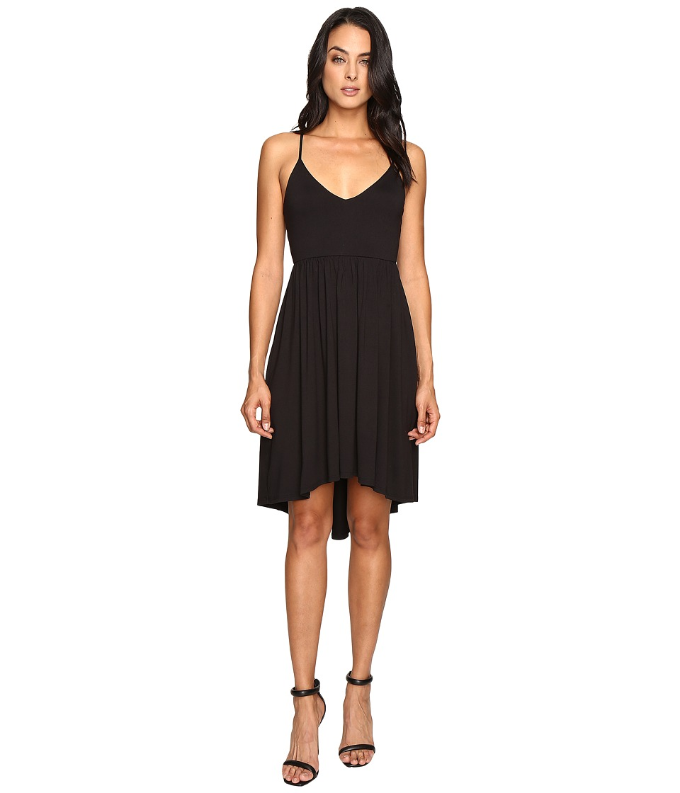Susana Monaco - Arden Dress (Black) Women's Dress