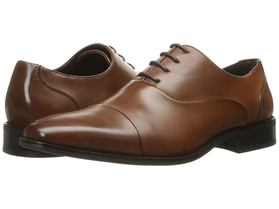 Kenneth Cole Unlisted - Stun-Ner (Cognac) Men's Shoes