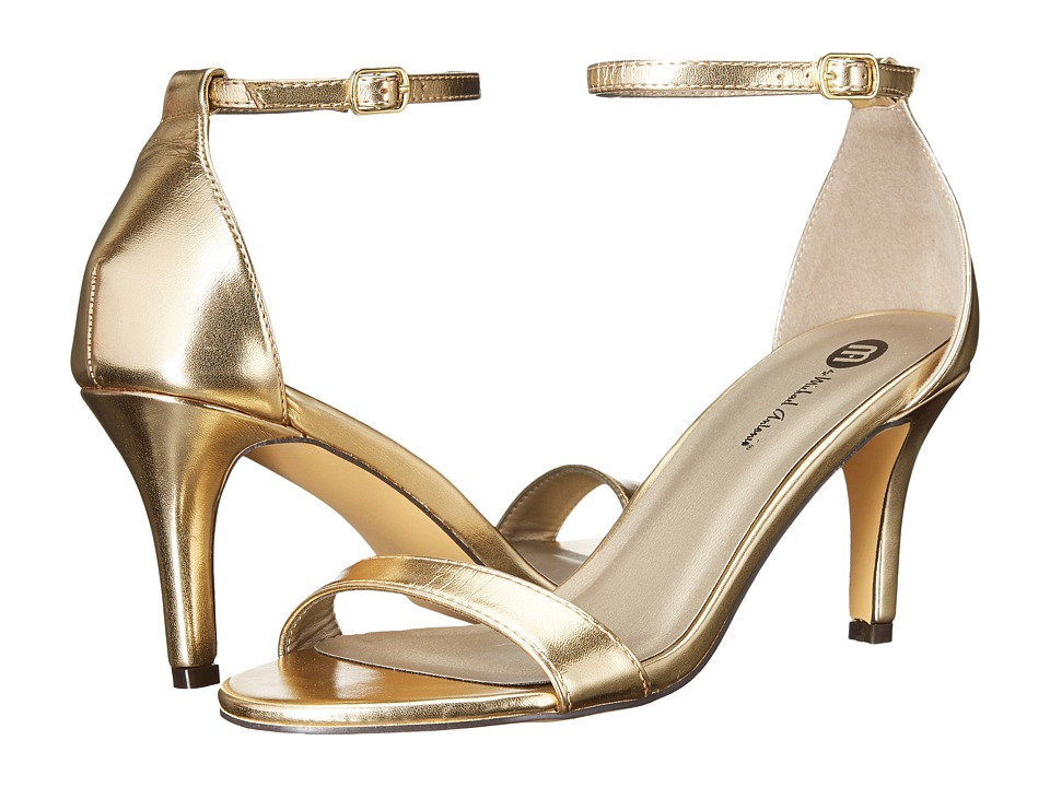 Michael Antonio - Ramos Metallic (Gold) Women's Shoes