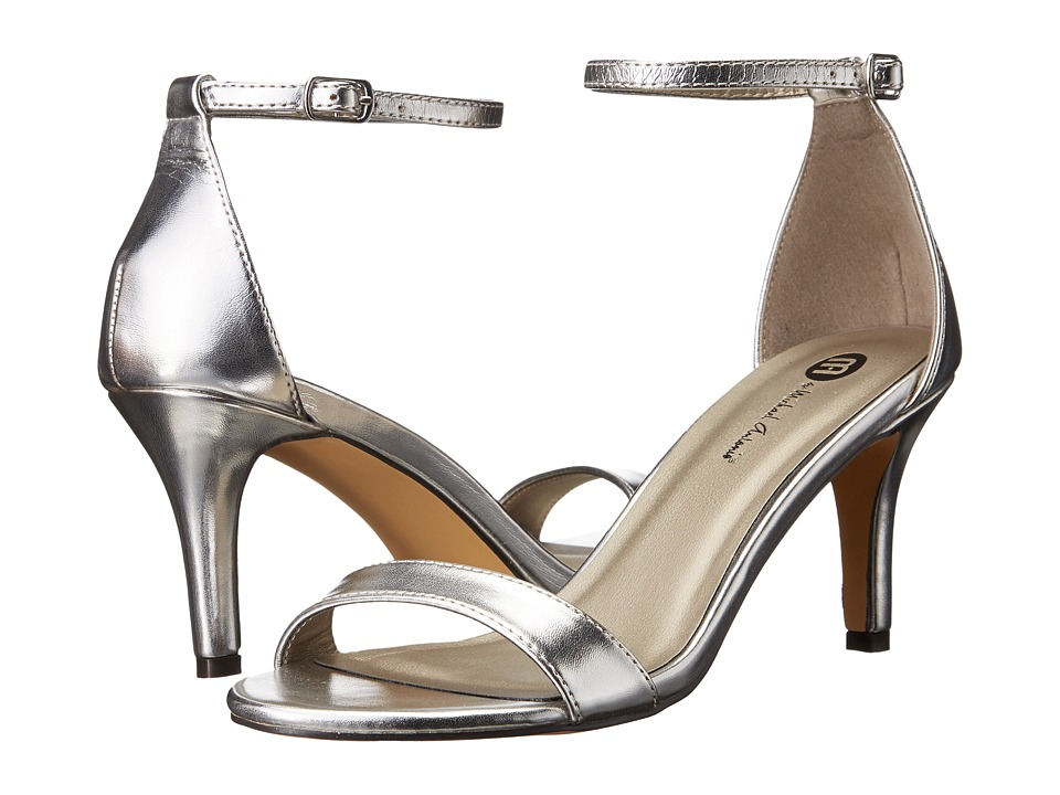 Michael Antonio - Ramos Metallic (Silver) Women's Shoes