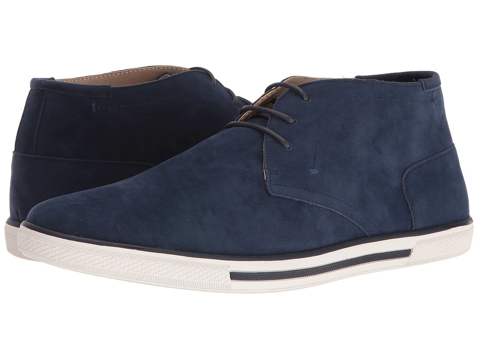 Kenneth Cole Unlisted - Many Crown-S (Navy) Men's Shoes