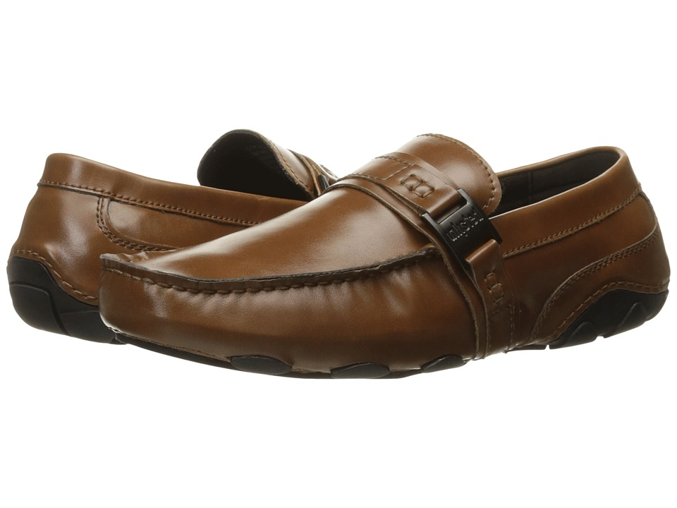 Kenneth Cole Unlisted String Along (Cognac) Men