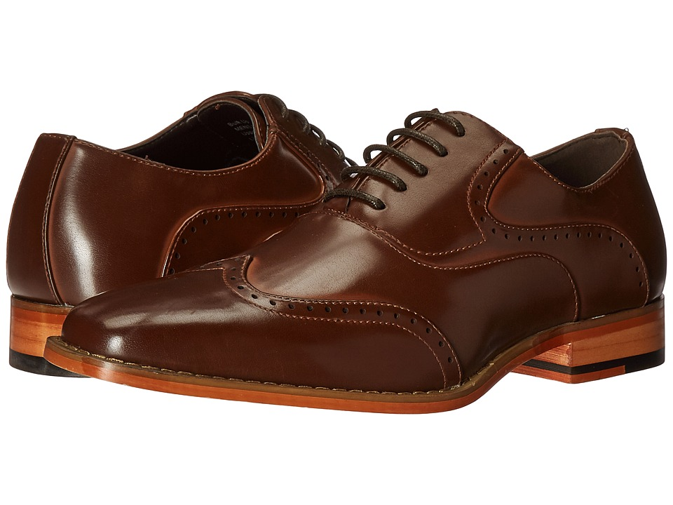 Kenneth Cole Unlisted - Bulk Up (Brown) Men's Shoes