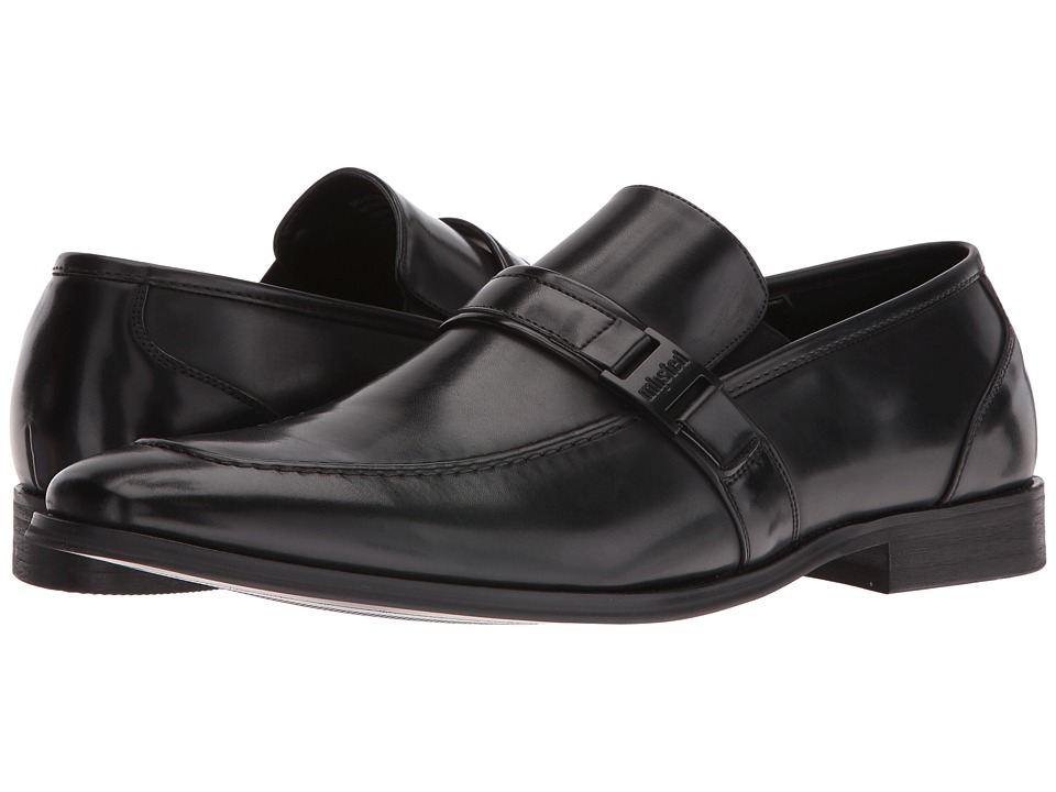 Kenneth Cole Unlisted - Mu-Stash (Black) Men's Shoes