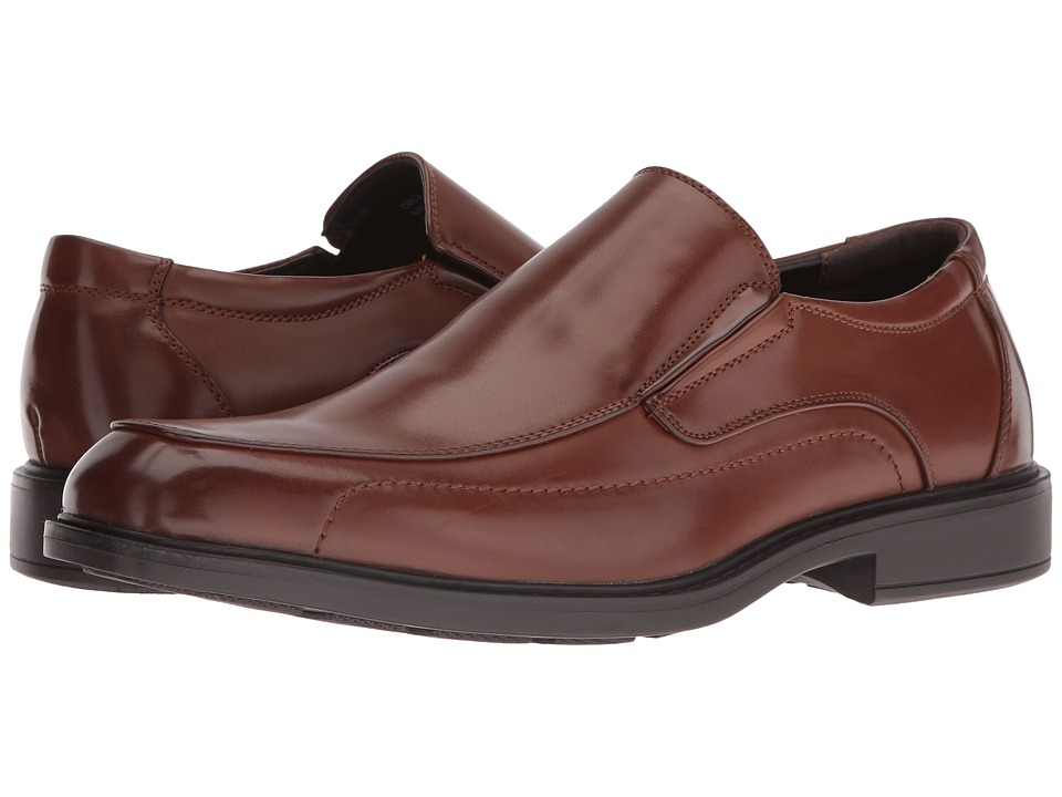 Kenneth Cole Unlisted - On A Mission (Cognac) Men's Shoes