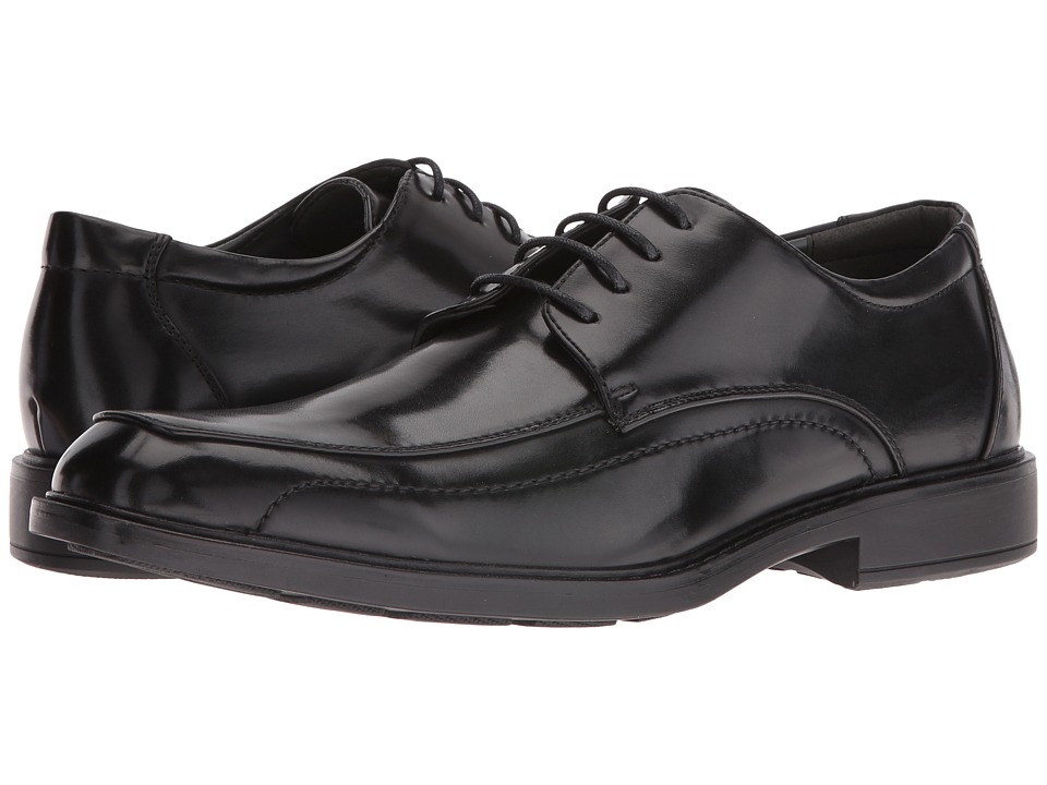 Kenneth Cole Unlisted - Secret Mission (Black) Men's Shoes