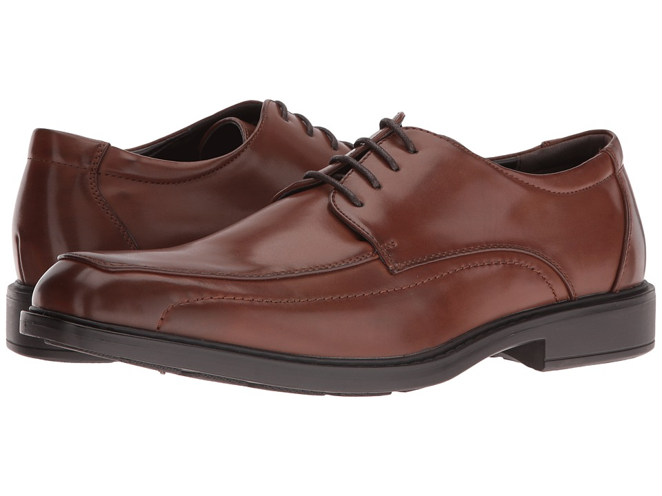 Kenneth Cole Unlisted - Secret Mission (Cognac) Men's Shoes