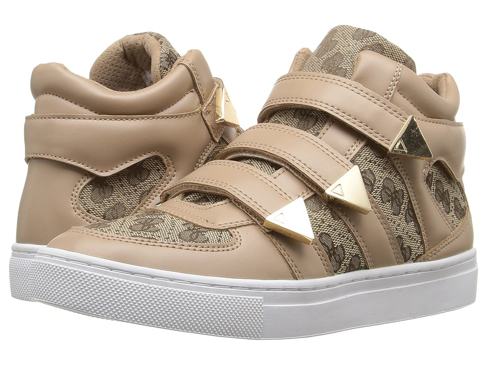 GUESS - Jailo (Natural) Women's Hook and Loop Shoes