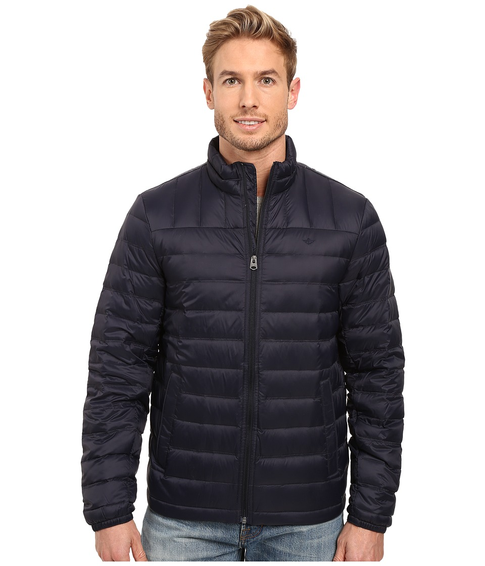 Dockers - Packable On The Go (Midnight) Men's Coat