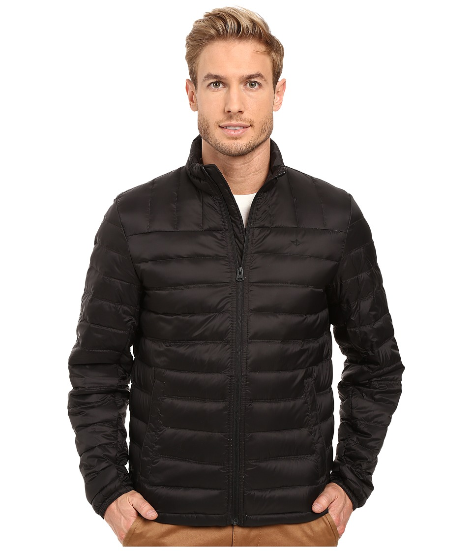 Dockers - Packable On The Go (Black) Men's Coat