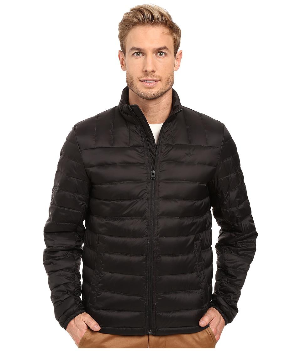 Dockers - Packable On The Go (Black) Men's Coat