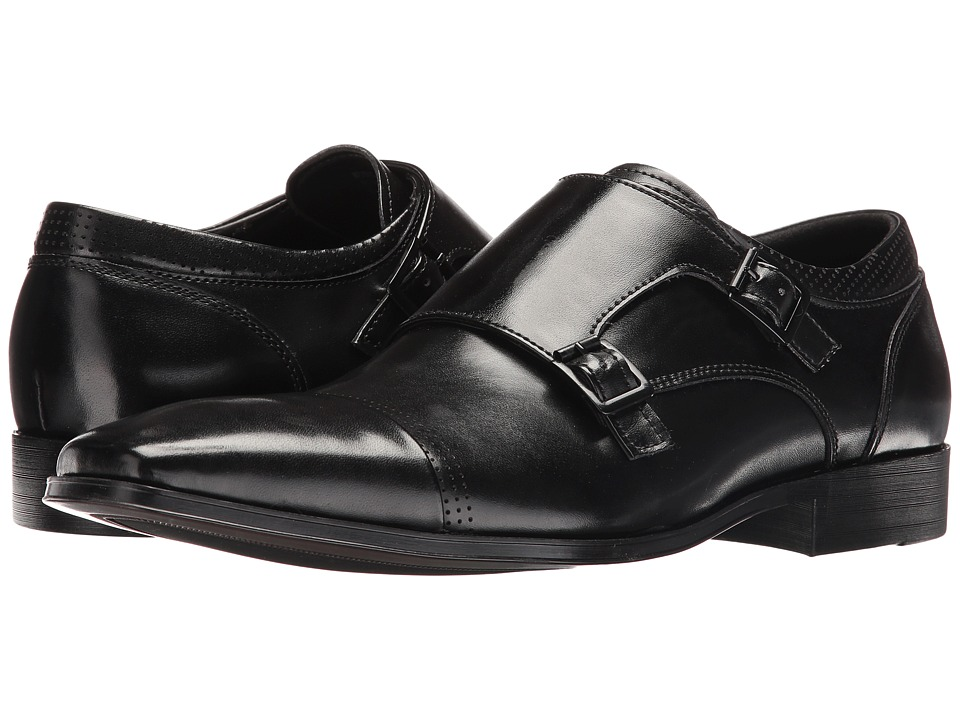 Kenneth Cole Unlisted - Music Lesson (Black) Men's Shoes
