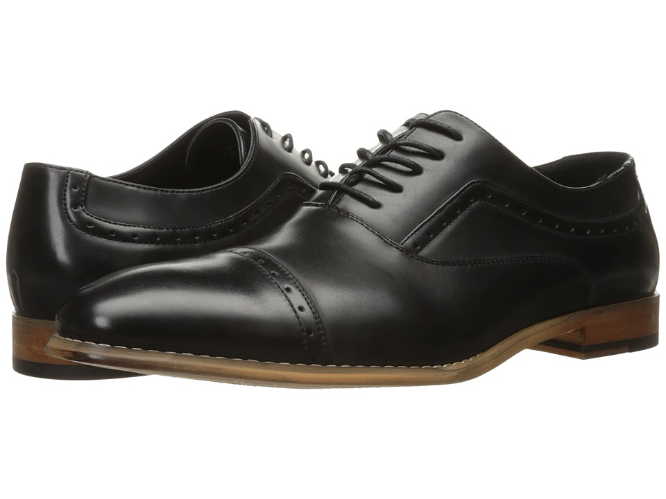 Kenneth Cole Unlisted - Stack Up (Black) Men's Shoes