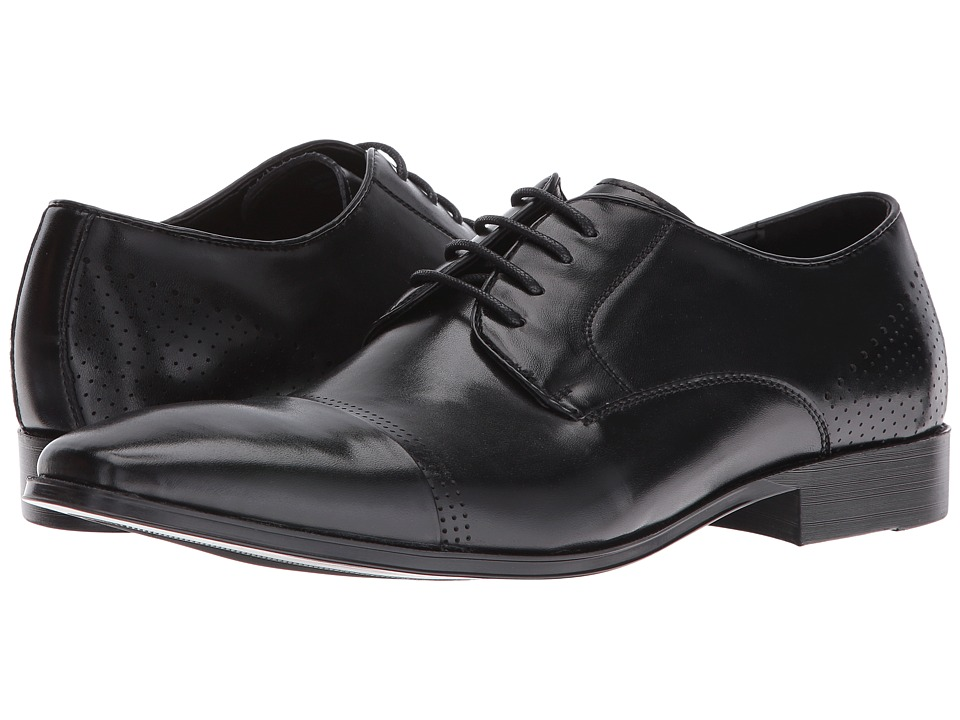 Kenneth Cole Unlisted - Lesson Plan (Black) Men's Shoes