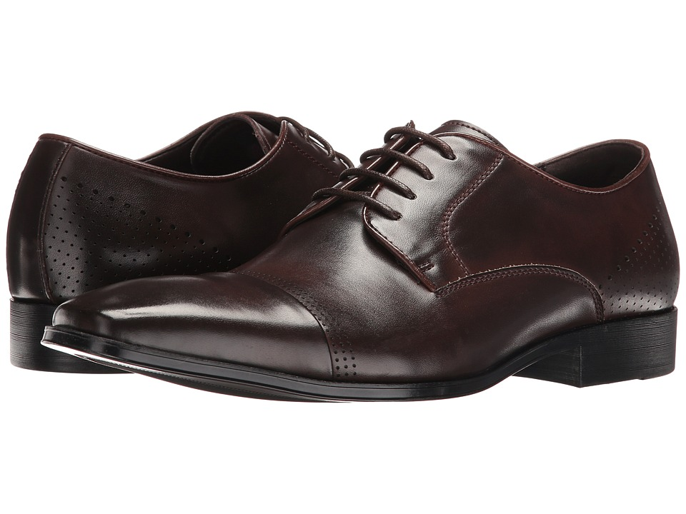 Kenneth Cole Unlisted - Lesson Plan (Brown) Men's Shoes