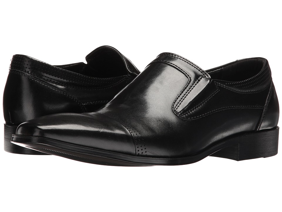 Kenneth Cole Unlisted - Dance Lesson (Black) Men's Shoes