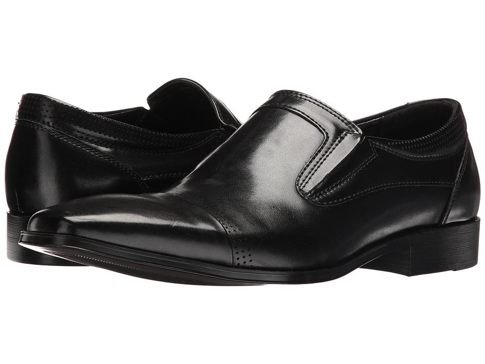 Kenneth Cole Unlisted - Dance Lesson (Black) Men's Shoes