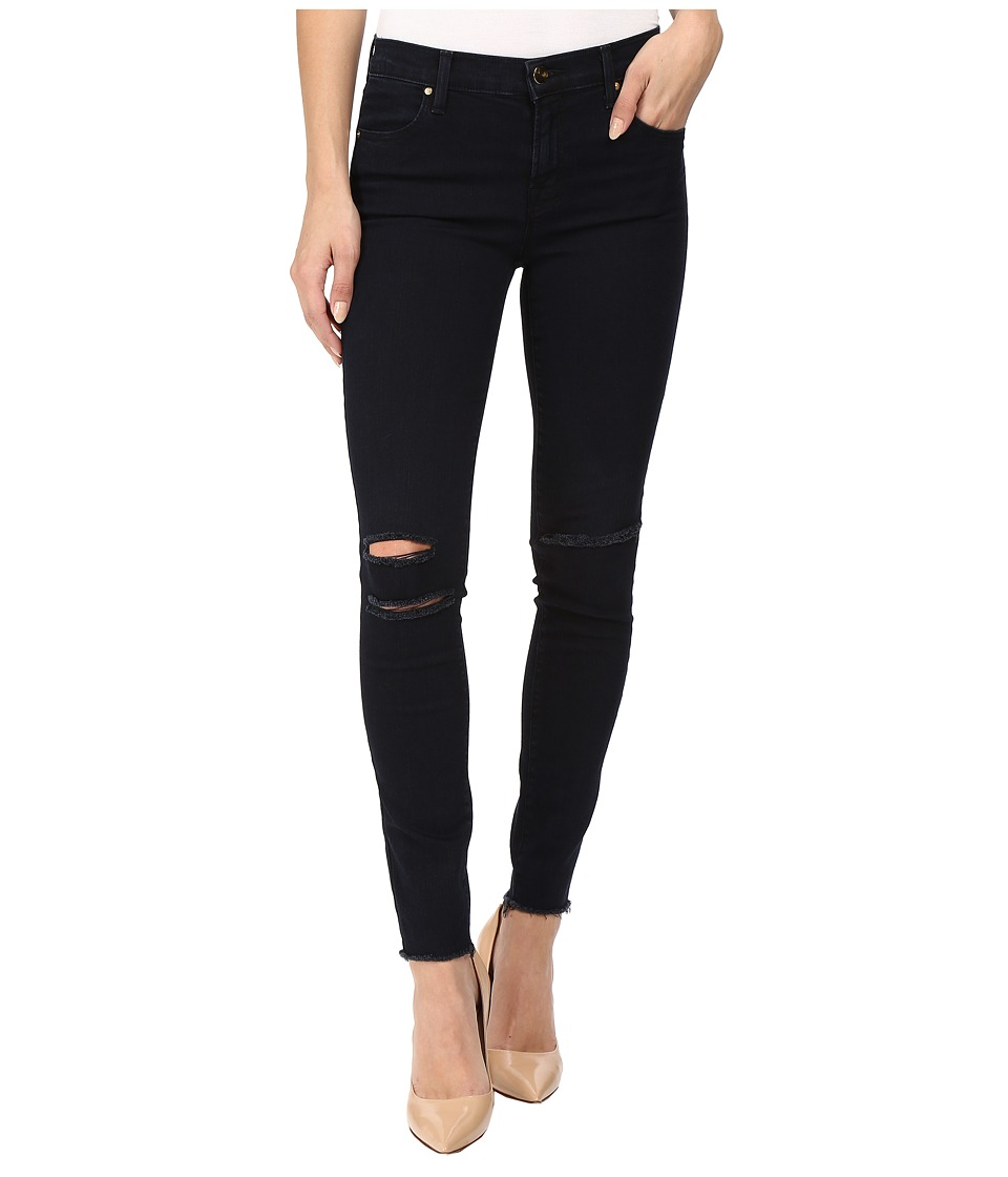 J Brand - Ankle Mid-Rise Skinny in Blue Mercy (Blue Mercy) Women's Jeans