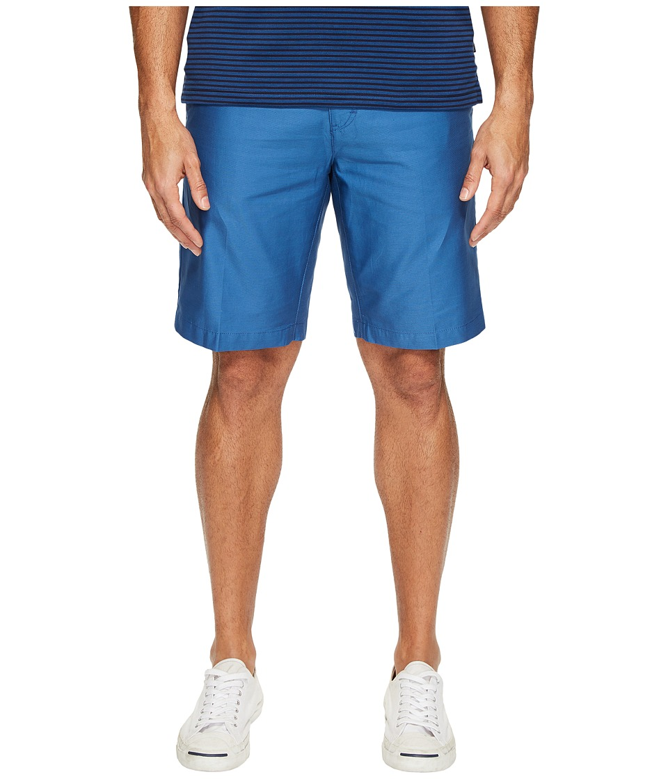 Calvin Klein - Horizontal Ottoman Shorts (Open Water) Men's Shorts