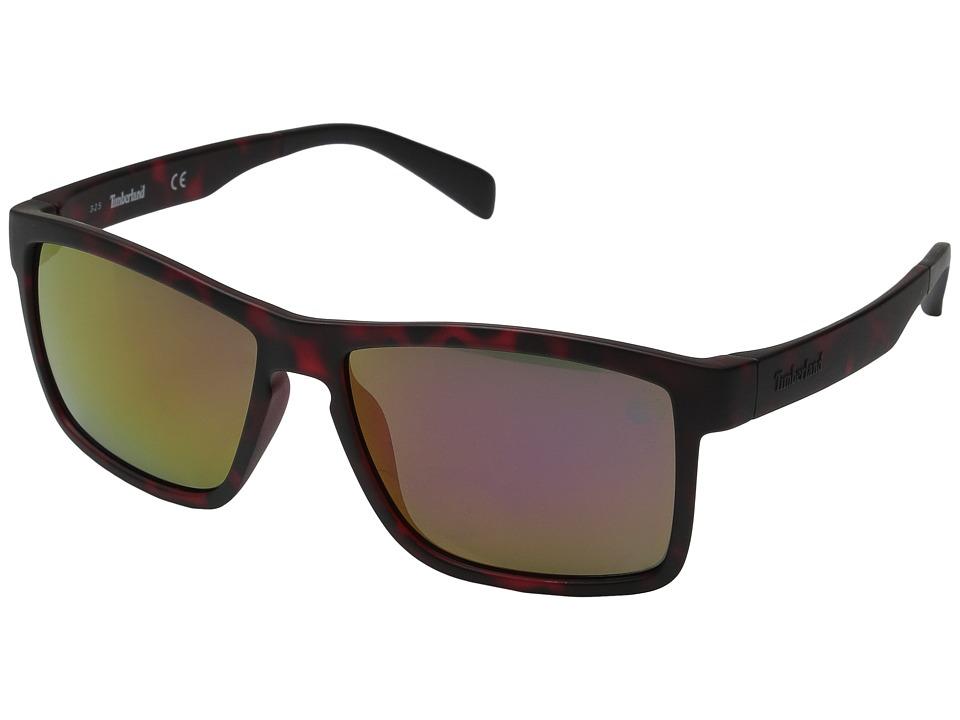 Timberland - TB9081 (Brown/Multi) Fashion Sunglasses