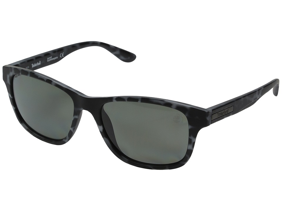 Timberland - TB9089 (Grey Tortoise) Fashion Sunglasses