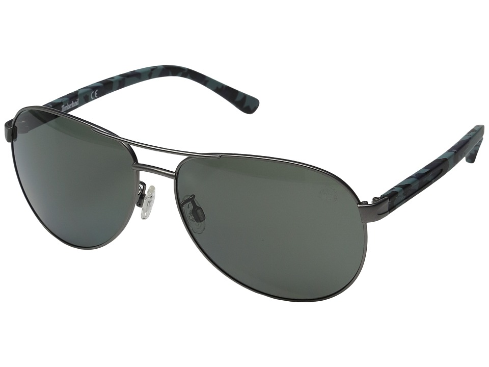 Timberland - TB9086 (Grey/Black) Fashion Sunglasses