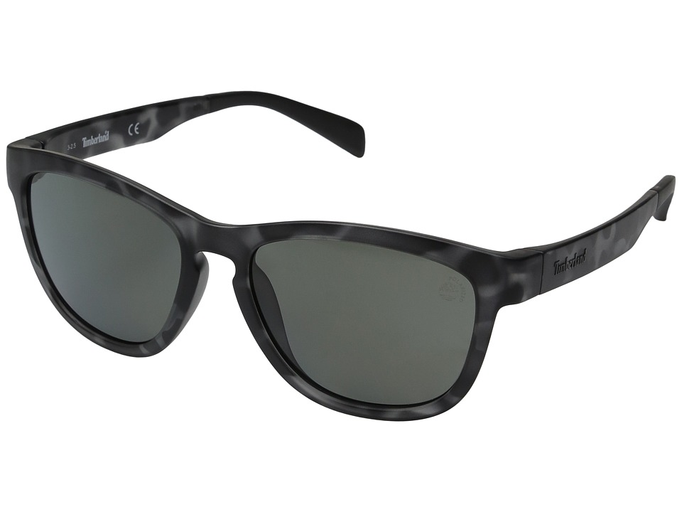 Timberland - TB9102 (Grey Tortoise) Fashion Sunglasses