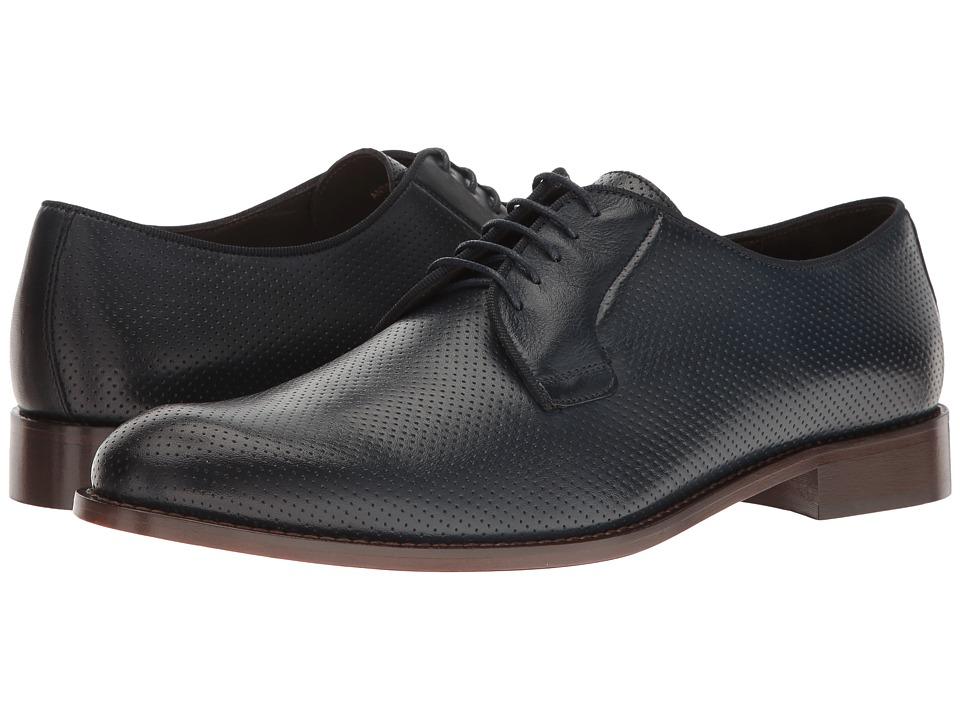 Bruno Magli - Antonio (Blue) Men's Shoes