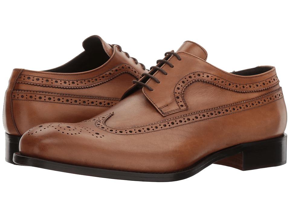 Bruno Magli - Domizio (Tan) Men's Shoes