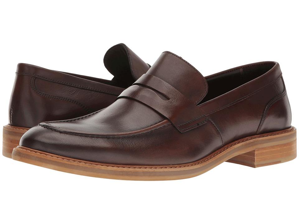 Bruno Magli - Rooland (Dark Brown) Men's Shoes
