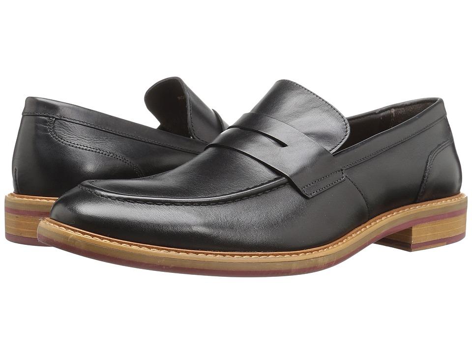 Bruno Magli - Rooland (Black) Men's Shoes