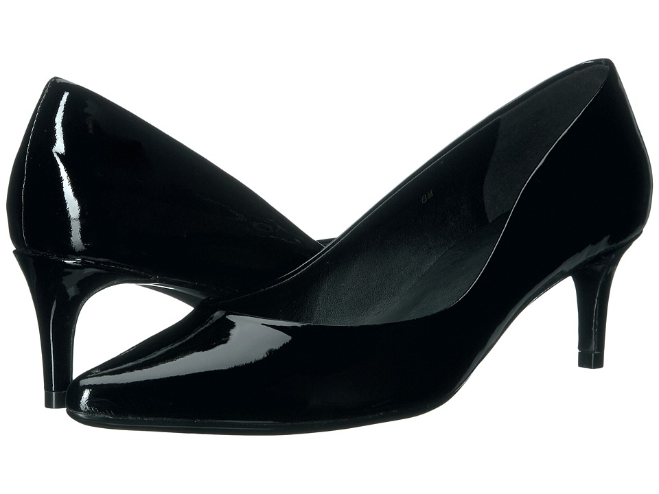 Vaneli - Tommy (Black Patent 1) High Heels