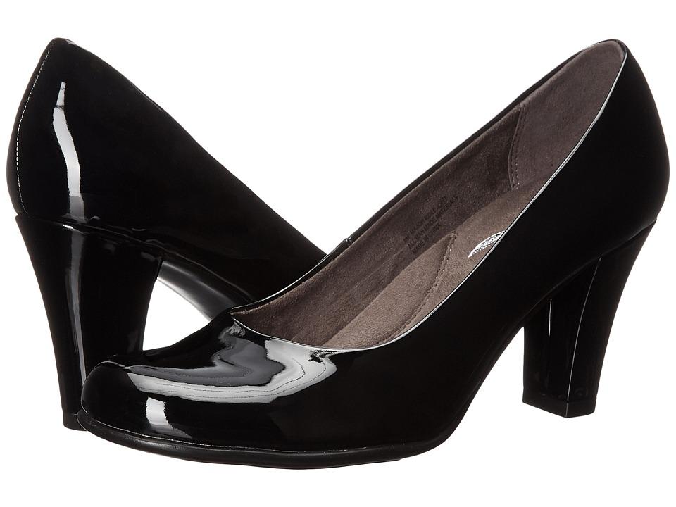 Aerosoles - Major Role (Black Patent) Women's Shoes
