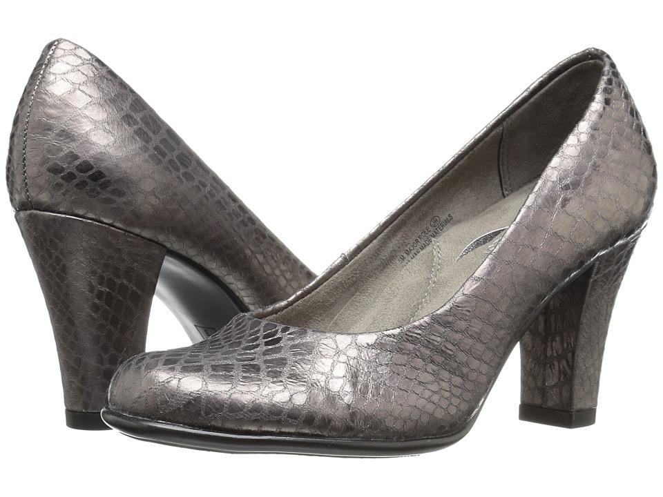 Aerosoles - Major Role (Silver Snake) Women's Shoes
