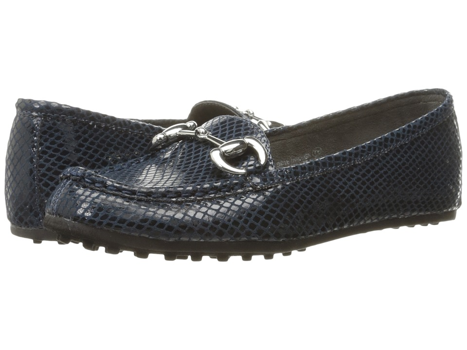 Aerosoles Drive Through (Blue Snake) Women